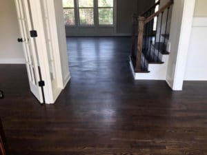 select hardwood flooring