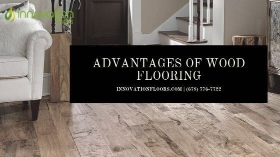What are The Advantages of Wood Flooring