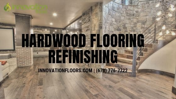 What is Hardwood Floor Refinishing