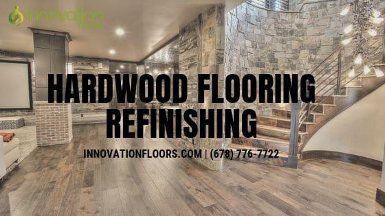 What is Hardwood Floor Refinishing